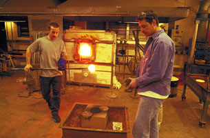 Picture of the Hot Shop